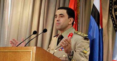 المتحدث العسكرى: الاختبارات النهائية للكليات العسكرية 5 نوفمبر الجارى