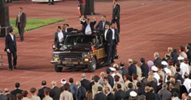 6أبريل: مرسى استغل احتفالات أكتوبر