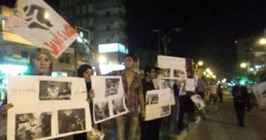 6 إبريل تنظم سلاسل بشرية للتذكرة بأحداث ثورة 25 يناير بالإسكندرية