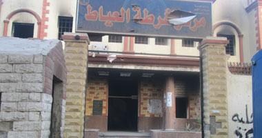 شرطة العياط متحف جرائم الإخوان