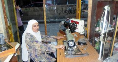 3a2479349 محل الحاج كمال من أشهر محل لبيع ماكينات الخياطة لورشة تصليح ماكينات ...