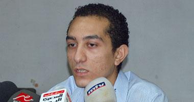 حسن شاهين مسئول المكتب التنفيذى بحركة تمرد
