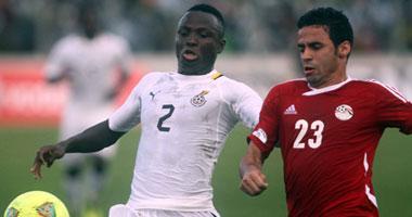 منتخب غانا يبدأ معسكره استعداداً للقاء العودة أمام مصر