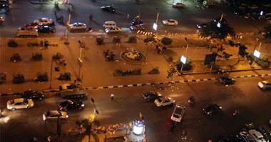 بالفيديو .. الأمن يغلق ميدان مصطفى محمود بالمهندسين بعد الاشتباه بوجود جسم غريب
