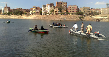 الإنقاذ النهرى ينتشل جثة طالبة غرقت بمياه النيل فى الوراق