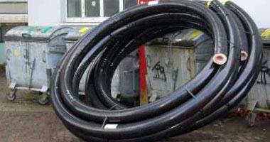 """كهرباء """"المقطم"""" تؤكد: لا تعويضات للحرائق الناتجة عن سرقة الكابلات"""