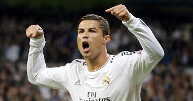 رونالدو لاعب ريال مدريد