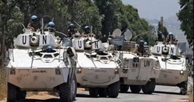 الأمم المتحدة تنفى إصدار أمر للجنود بتسليم أسلحتهم للمتشددين فى الجولان