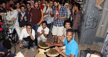 بالصور.. أول مهرجان مفتوح للرقص بمختلف أنواعه فى الشارع