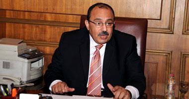 محافظ القليوبية المهندس محمد عبد الظاهر