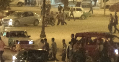 اشتباكات عنيفة بين الأهالى وعناصر الإخوان بدمنهور