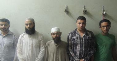 """القبض إخوان لتحريض طلاب """"القاهرة"""""""