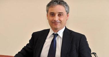 السفير الايطالى فى القاهرة موريتسيو ماسارى
