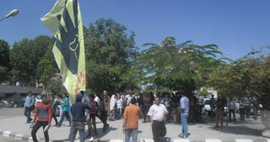 إصابة بائع فول فى مشاجرة بين أعضاء الإخوان ومواطنين ببنى سويف