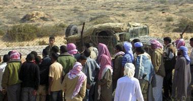 مقتل البدويين أدى إلى زحف القبائل من وسط سيناء للتعبير عن غضبها