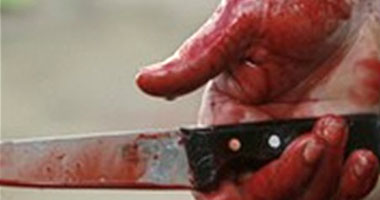 المتهم طعن المجنى عليه بسكين حتى فارق الحياة - صورة أرشيفية