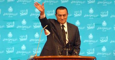 """""""الأمور المستعجلة"""" تقضى برفع مبارك"""