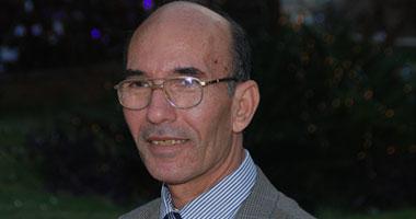 الدكتور على سليمان رئيس الإدارة المركزية للحجر البيطرى بوزارة الزراعة