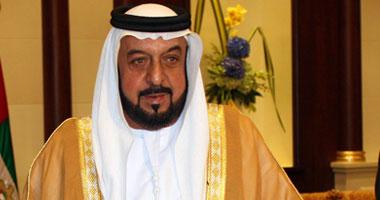 الشيخ خليفة بن زايد آل نهيان رئيس دولة الإمارات العربية