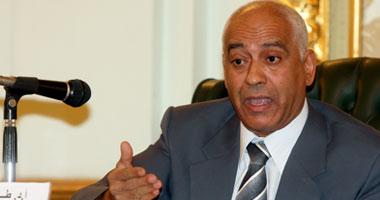 طارق فراج رئيس مصلحة الضرائب العقارية