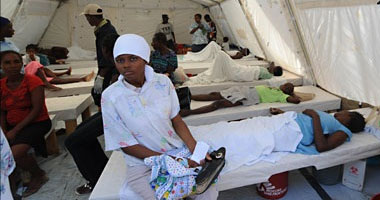 الصحة: لا توجد تفشيات وبائية ومصر مؤمنه ضد الكوليرا والطعوم متوفره
