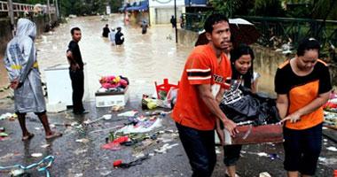 فيضانات أستراليا الأخيرة