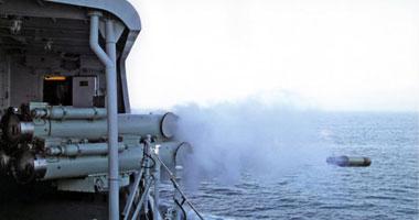 مناورات بحرية يونانية مصرية من 22 إلى 26 نوفمبر