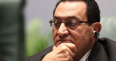 """مبارك يتنحى عن الرئاسة و""""الأعلى للقوات المسلحة"""" يتولى المسئولية"""