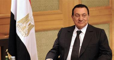 """تدهور خطير فى صحة """"مبارك"""". S11201023113414"""