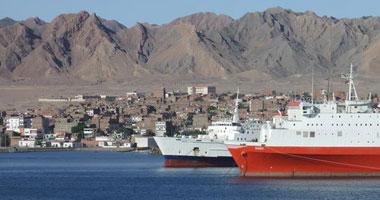 وصول ومغادرة 55 ألف راكب إلى ميناء سفاجا فى أكتوبر الماضى