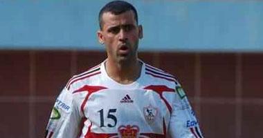 عماد محمد مهاجم الزمالك
