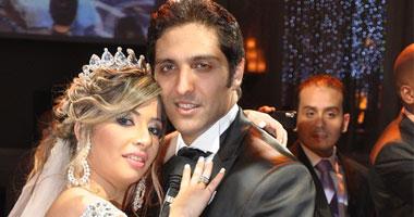 بالصور سامو زين وابو الليف والراقصة شمس في حفل زفاف بنت اللواء أحمد طه s1120102712041.jpg