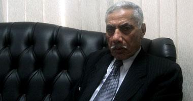 المستشار السيد عبد العزيز رئيس لجنة الانتخابات