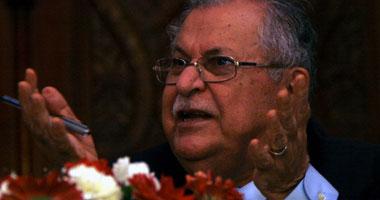 الخارجية الروسية تعزى العراق فى رحيل رئيسها السابق جلال طالبانى