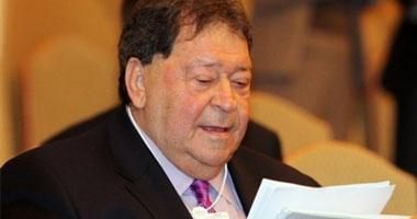 بنيامين بن اليعازر وزير الدفاع والصناعة الإسرائيلى الأسبق
