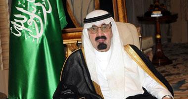 العاهل السعودى الملك عبدالله بن عبد العزيز