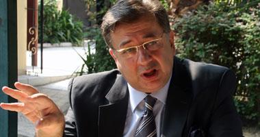 السفير التركى بالقاهرة حسين عونى
