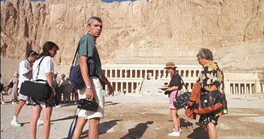 عودة أفواج السياحة الإنجليزية للأقصر