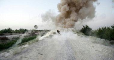 انفجار يستهدف قافلة للأمم المتحدة فى شرق ليبيا s1120111113354.jpg