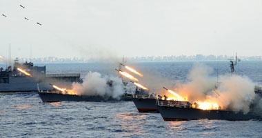 أمريكا واليابان وأستراليا تجرى مناورات بحرية فى بحر الصين الجنوبي