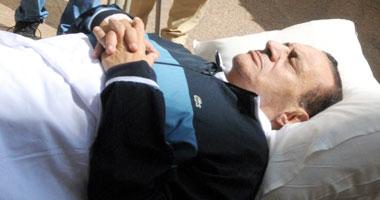 """إيداع """"مبارك"""" المركز الطبى العالمى"""