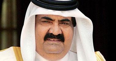 أمير قطر الشيخ حمد بن خليفة آل ثانى