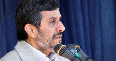 محمد أحمدى نجاد الرئيس الإيرانى