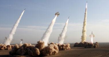 صواريخ بغزة - أرشيفية