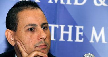 رئيس البورصة المصرية محمد عمران