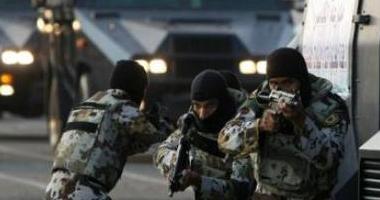 مقتل مدنيين اثنين وشرطى برصاص مسلحين فى شمال غرب السعودية