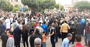 ائتلاف شباب الثورة بالإسماعيلية يستعد لمظاهرة مساء اليوم S112011181626