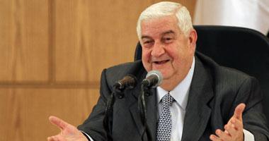 وزير خارجية سوريا: مستعدون للتعاون لإيصال المساعدات إلى كافة السوريين