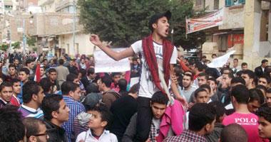 مجلس جامعة المنصورة يقرر دخول الشرطة للحرم حال تنظيم مظاهرات