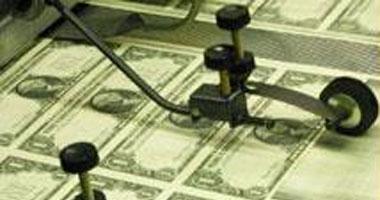 الدولار يسجل 718 قرشًا فى تعاملات الأحد